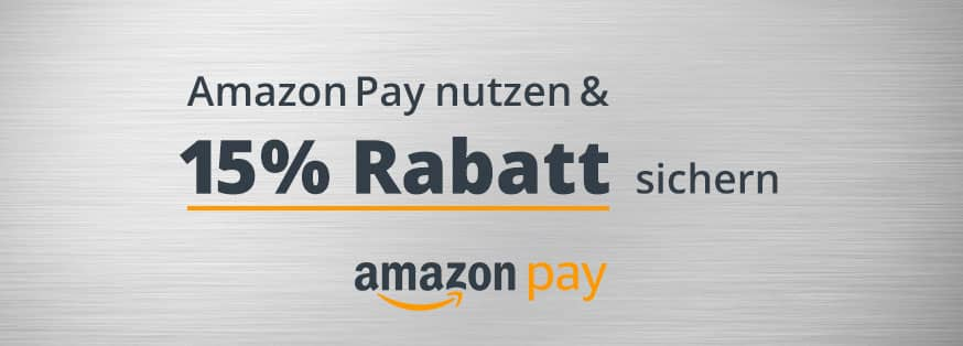 WELLANGO - Amazon Pay Rabattaktion