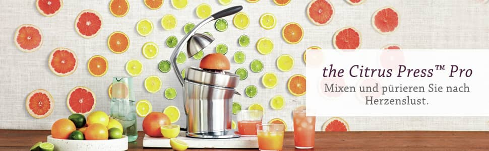 Citrus Press Pro