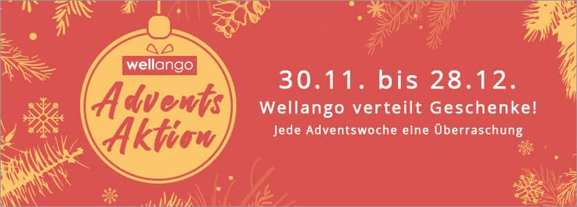Wellango - Adventsaktion