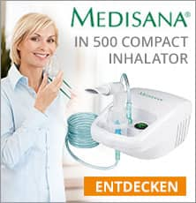 Medisana IN 500 Compact Inhalator