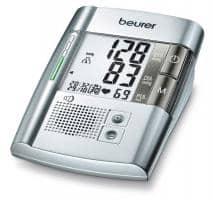 Versandrückläufer beurer BM 19 Sprechendes Oberarm-Blutdruckmessgerät