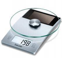 beurer KS 39 Solar-Küchenwaage