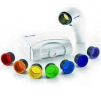 Farbtherapie Set für Bioptron Compact III Lichttherapiegerät