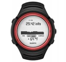 Suunto Core Lava Red Armbandcomputer