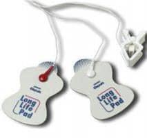 OMRON LongLife Elektroden für TENS E2 Elite und E4 Tens Gerät