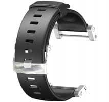 Suunto Core Elastomer-Armband schwarz mit Bügel