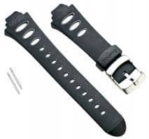 Suunto Observer Sr Armband-Set Elastomer schwarz