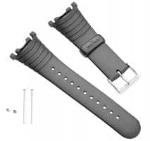 Suunto Vector Armband-Set Elastomer schwarz