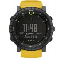 Suunto Core Yellow Crush Armbandcomputer