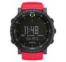 Suunto Core Red Crush Armbandcomputer