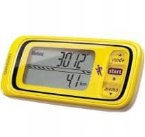 OMRON Jog Style Activity monitor (HJA-300-E) gelb