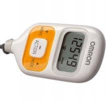 OMRON Walking Style III (HJ-203-ED) Schrittzähler orange