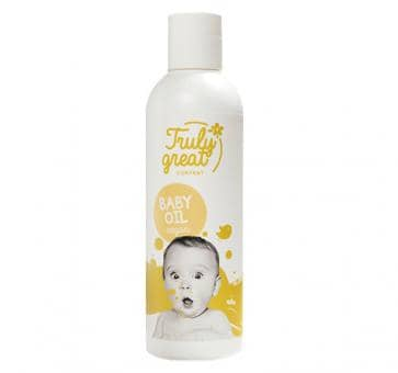 Truly Great Baby Öl 200ml Flasche