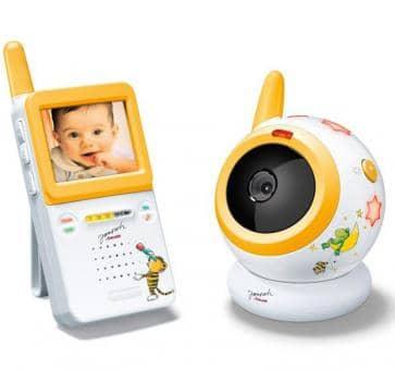 beurer JBY 101 Video-Babyphone Janosch Design