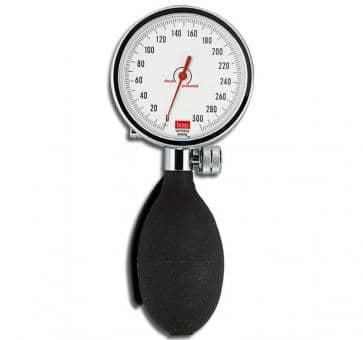 boso med I Mechanisches Blutdruckmessgerät Linkshänder Ausführung