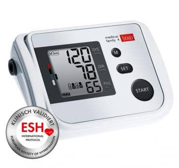 boso medicus family 4 XL Oberarm-Blutdruckmessgerät