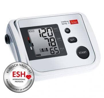 Versandrückläufer boso medicus family 4 XL Oberarm-Blutdruckmessgerät