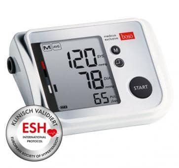 Versandrückläufer boso medicus exclusive XS Oberarm-Blutdruckmessgerät