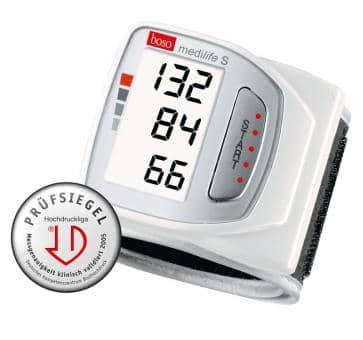 boso medilife S Handgelenk-Blutdruckmessgerät