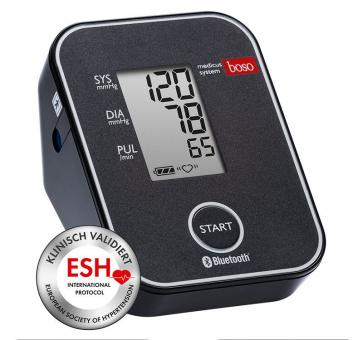 Versandrückläufer boso medicus system Wireless Oberarm-Blutdruckmessgerät