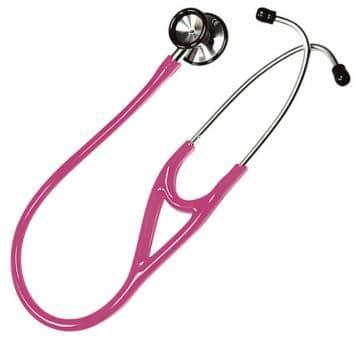 bososcope cardio Stethoskop pink