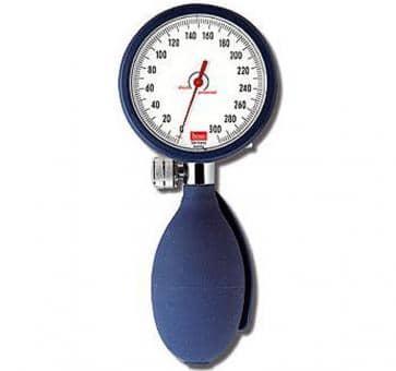 boso clinicus I Mechanisches Blutdruckmessgerät blau
