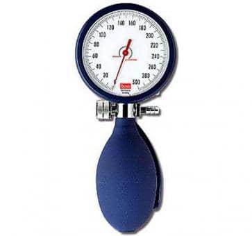 boso clinicus II Mechanisches Blutdruckmessgerät blau