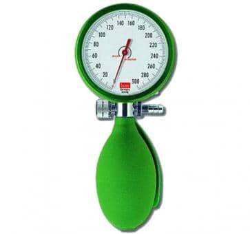 boso clinicus II Mechanisches Blutdruckmessgerät grün