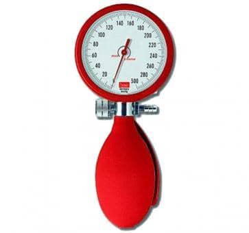 boso clinicus II Mechanisches Blutdruckmessgerät rot