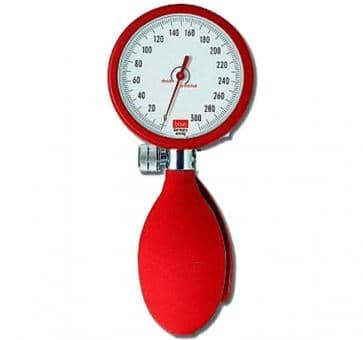 boso clinicus I Mechanisches Blutdruckmessgerät rot