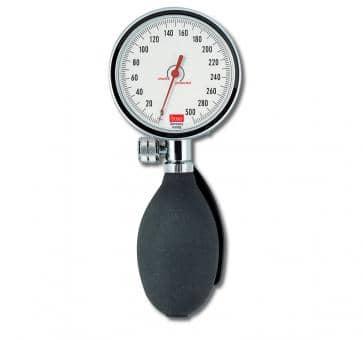 boso manuell Ø 60 mm mit Klettenmanschette, mechanisches Blutdruckmessgerät
