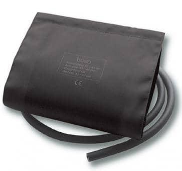 XL Manschette schwarz/rot für boso egotest Mechanisches Blutdruckmessgerät