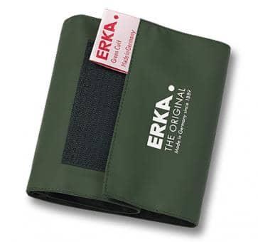 ERKA Green Cuff Gr.1 (10 - 15 cm) Superb Rapid Manschette Zweischlauchanschluss