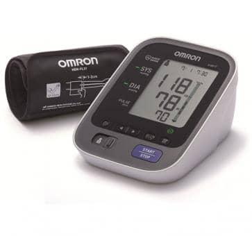 OMRON M500IT (HEM-7322U-D) Oberarm-Blutdruckmessgerät mit PC Schnittstelle