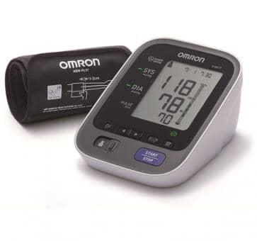 Versandrückläufer OMRON M500IT (HEM-7322U-D) Oberarm-Blutdruckmessgerät mit PC Schnittstelle
