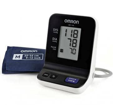 Versandrückläufer OMRON HBP-1100 Oberarm-Blutdruckmessgerät