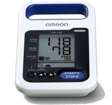 OMRON HBP-1300 (HBP-1300-E) Oberarm-Blutdruckmessgerät