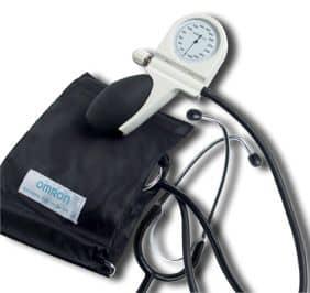 OMRON S1 Stethoskop-Blutdruckmessgerät