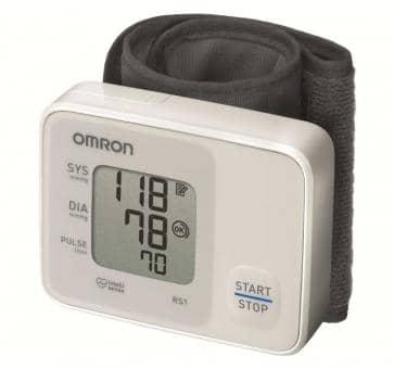 OMRON RS1 (HEM-6120-D) Handgelenk-Blutdruckmessgerät