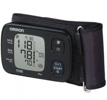 Versandrückläufer OMRON RS6 (HEM-6221-D) Handgelenk-Blutdruckmessgerät
