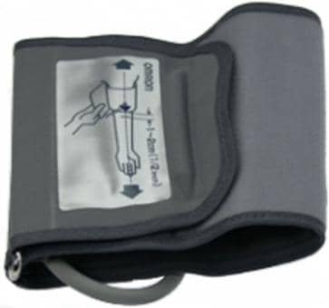 Versandrückläufer OMRON XL-Ringmanschette extralang für M3, M4, M5, 705 IT Oberarm-Blutdruckmessgerät