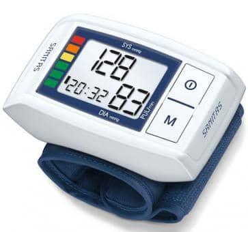 Versandrückläufer Sanitas SBC 24 Handgelenk-Blutdruckmessger