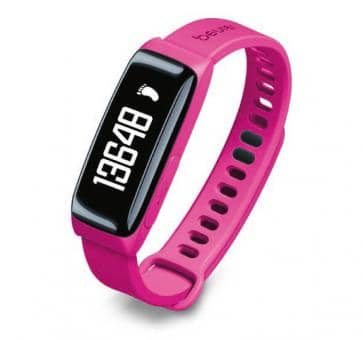 beurer AS 81 BodyShape Aktivitätssensor Pink