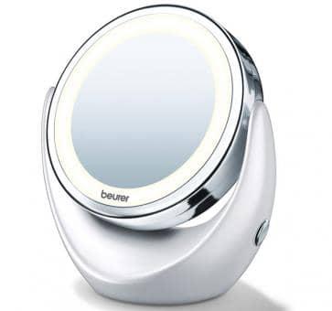 beurer bs 49 beleuchteter kosmetikspiegel wellango. Black Bedroom Furniture Sets. Home Design Ideas