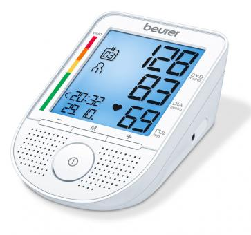 beurer BM 49 Oberarm-Blutdruckmessgerät