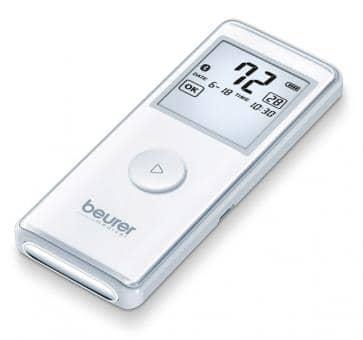 beurer ME 90 Mobiles Bluetooth EKG-Gerät