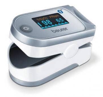 beurer PO 60 Bluetooth Pulsoximeter