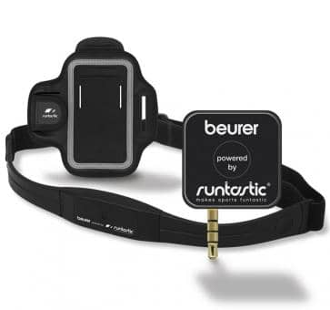 beurer PM 200+ Herzfrequenzmessung mit Smartphones