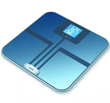 beurer BF 750 Glas-Diagnosewaage