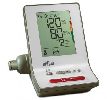 Versandrückläufer Braun ExactFit 3 Oberarm-Blutdruckmessgerät BP6000